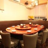 【完全個室 最大30名様】会社宴会や同窓会などお身内での賑やかなご宴会にいかがでしょうか。