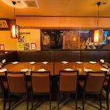 【テーブル席|1~30名様】テーブルを繋げて12~20名様程度の宴会席アレンジもOKです!