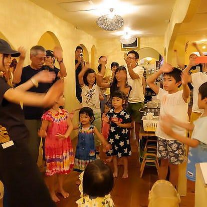 お集まりの皆様でワイワイ♪沖縄旅行の思い出作りにもぴったり