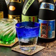 沖縄名物と一緒に◎レアな古酒もあり