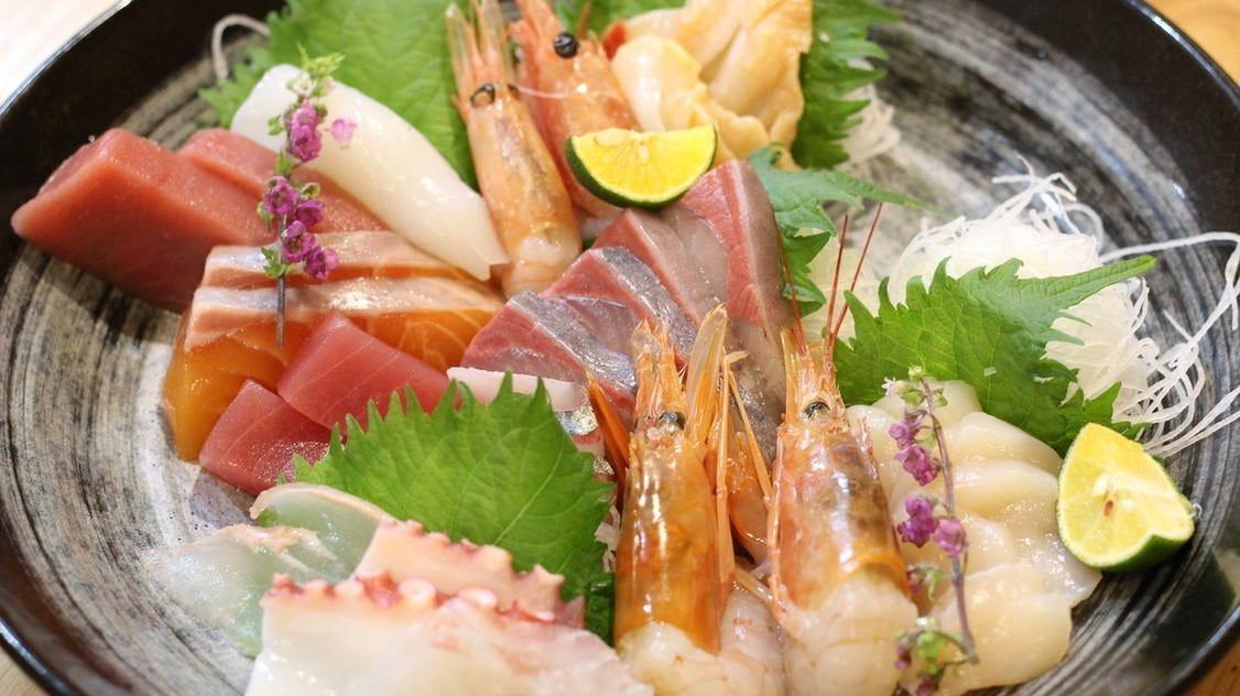 仕入れに自信あり◎ 新鮮な魚介をおもいっきり堪能!