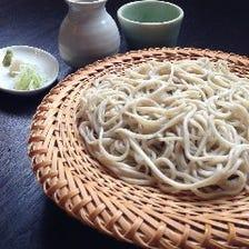 ◆江戸前の「二・八蕎麦」