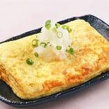 こだわり「下川六〇酵素卵」で作った自信の玉子焼き