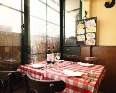 赤羽イタリアンペンナロッソ  店内の画像