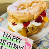 誕生日・記念日にサプライズケーキをご用意!