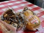 スカモルツァチーズとポルチーニ茸【イタリア】