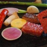 極上近江牛をステーキで愉しむ贅沢...