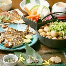 秋田の名物料理・田舎の味をどうぞ!