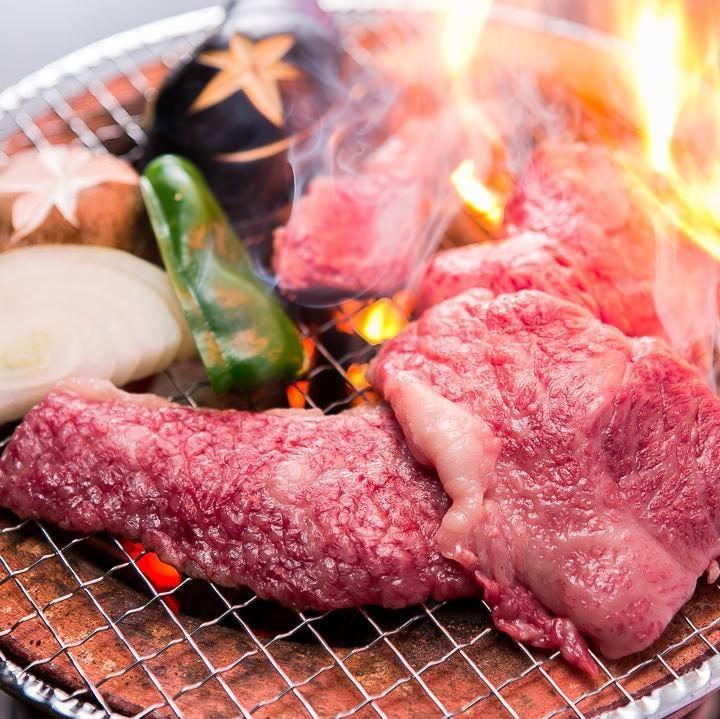 炭火焼肉ジンギスカン食べ放題 まんぷくカルビ 上野店