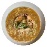 日本海産蟹使用 かにラーメン or つけ麺