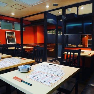 肉と魚と九州料理 ぶるしっと!  店内の画像