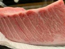 地の物にこだわった新鮮な魚が自慢
