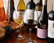フレンチ×ワインのマリアージュ