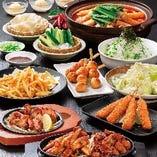 味噌カツ・手羽先・えびふりゃーといった名古屋名物料理を堪能!