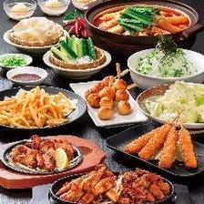 こだわりの名古屋名物料理が多数!
