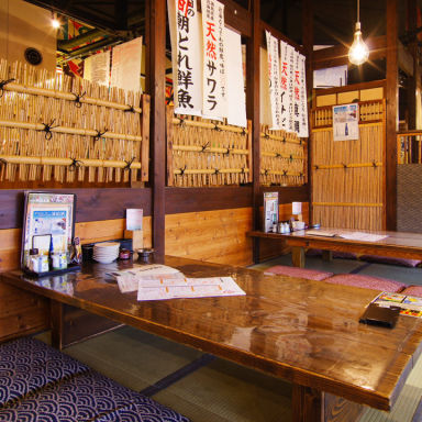 すし・海鮮居酒屋 阿波水産 泉北店 店内の画像