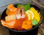 【名物】海鮮北海丼