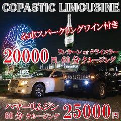 コパスティック・リムジン 台場