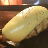 チーズつくね
