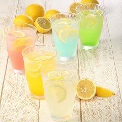 カラフルレモンサワー
