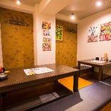 道頓堀店・2F個室(朝5時まで営業してます!)