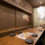 福島店・3F個室