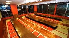 長野市内を一望できる宴会席