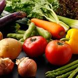 農家直送の有機野菜【全国各地】