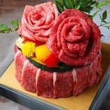 肉ケーキ 5000円税別