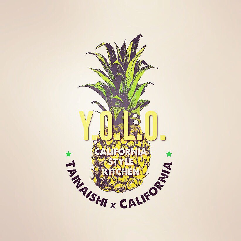 Y.O.L.O. CALIFORNIA STYLE KITCHEN