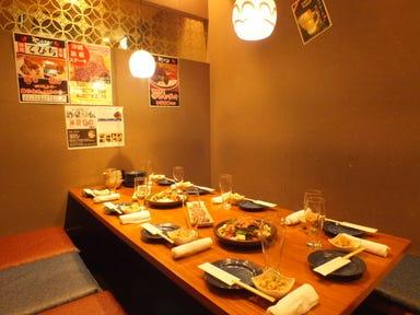 個室 沖縄料理 ちゅらり 横浜店 店内の画像