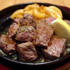 沖縄スタイルステーキ