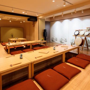 江戸前寿司 日ノ出茶屋 横浜  店内の画像