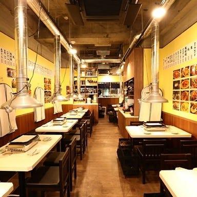 たれ焼肉のんき 浜松町店 店内の画像