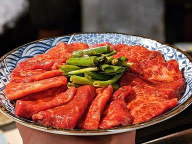 たれ焼肉のんき 浜松町店 メニューの画像