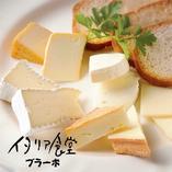 色々チーズ盛り合わせ