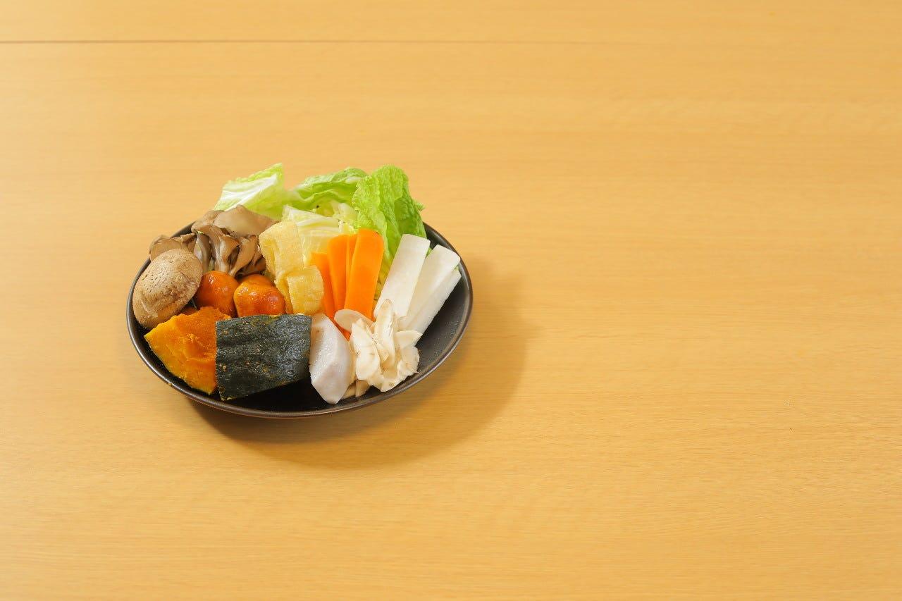 ◆地元 山梨の食材にこだわる