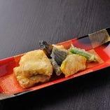 豚肉のやわらか天ぷら
