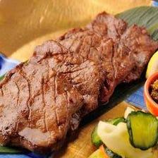 仙台牛たん焼