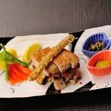 おしか島豚オリジナルステーキ