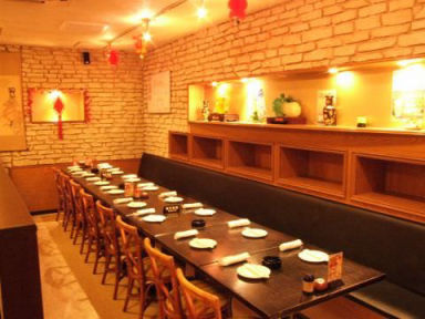 中華料理 京華閣  店内の画像