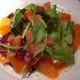 野菜と海鮮とのコラボ