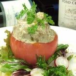 イタリア産・生モッツァレラチーズとトマトのカプレーゼ