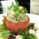 色鮮やかなトマトの前菜を!
