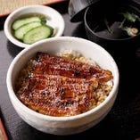 【ランチタイムも】 優雅な昼下がりにうな丼やひつまぶしを満喫