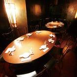 くつろげる完全個室8~20名様 プライベート空間で本格中華