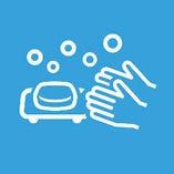 【手洗い・衛生管理等】手洗いや手指消毒の徹底
