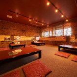 【2F】お座敷席 大人数の宴会にも対応可能です。