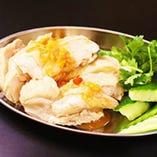 ガイトーン(茹で鶏)