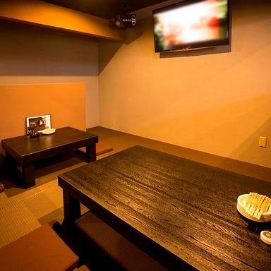 鉄板居酒屋ダイニング 絆  店内の画像